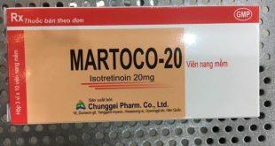 Thuốc Martoco-20 Soft Capsule là thuốc gì? có tác dụng gì? giá bao nhiêu tiền?