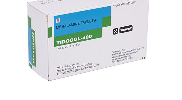 Thuốc tidocol 400 là thuốc gì? có tác dụng gì? giá bao nhiêu tiền?