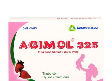 Thuốc agimol 325 là thuốc gì? có tác dụng gì? giá bao nhiêu tiền?Thuốc agimol 325 là thuốc gì? có tác dụng gì? giá bao nhiêu tiền?