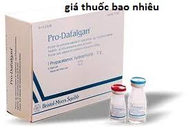 Thuốc Pro Dafalgan 1g là thuốc gì? có tác dụng gì? giá bao nhiêu tiền?