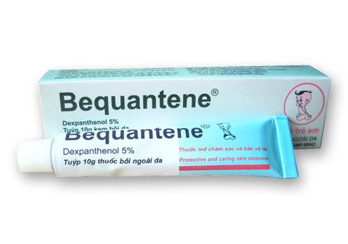 Thuốc bequantene cream 10g là thuốc gì? có tác dụng gì? giá bao nhiêu tiền?