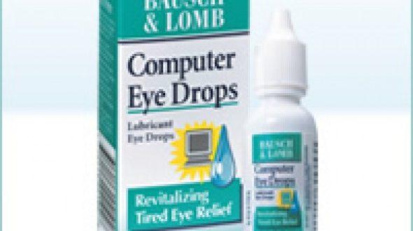 Thuốc computer eye drops là thuốc gì? có tác dụng gì? giá bao nhiêu tiền?