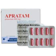 Thuốc apratam 400 là thuốc gì? có tác dụng gì? giá bao nhiêu tiền?