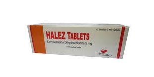 Thuốc halez 5 là thuốc gì? có tác dụng gì? giá bao nhiêu tiền?