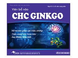 Thuốc chc ginkgo là thuốc gì? có tác dụng gì? giá bao nhiêu tiền?