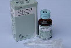 Thuốc legomux 15ml là thuốc gì? có tác dụng gì? giá bao nhiêu tiền?