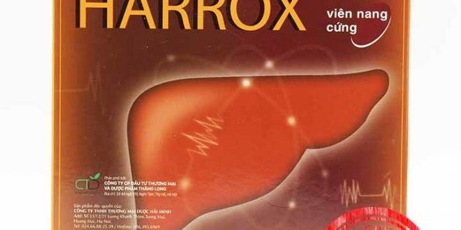 Thuốc harrox 100 là thuốc gì? có tác dụng gì? giá bao nhiêu tiền?