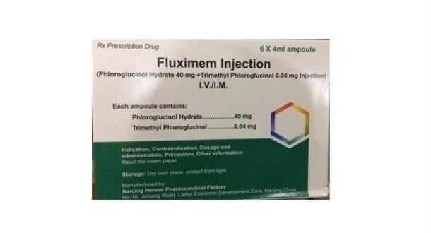 Thuốc Fluximen Injection là thuốc gì? có tác dụng gì? giá bao nhiêu tiền?