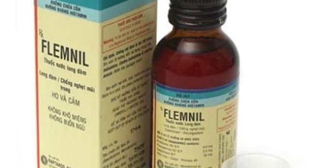 Thuốc flemnil 60ml là thuốc gì? có tác dụng gì? giá bao nhiêu tiền?