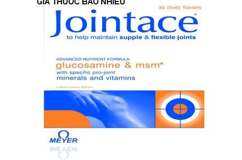 Thuốc jointace tablet là thuốc gì? có tác dụng gì? giá bao nhiêu tiền?