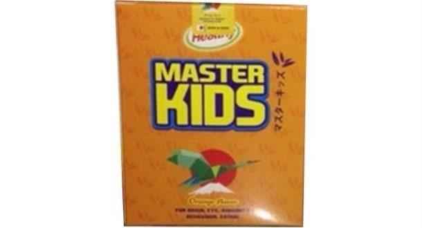 Thuốc master kid 50ml là thuốc gì? có tác dụng gì? giá bao nhiêu tiền?