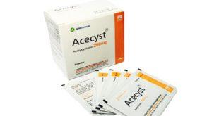 Thuốc acecyst 200mg là thuốc gì? có tác dụng gì? giá bao nhiêu tiền?