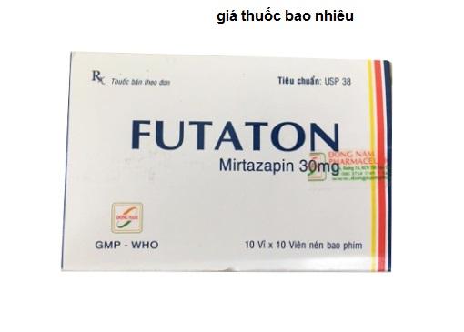 Thuốc futaton 30 là thuốc gì? có tác dụng gì? giá bao nhiêu tiền?