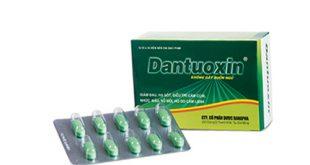 Thuốc dantuoxin là thuốc gì? có tác dụng gì? giá bao nhiêu tiền?