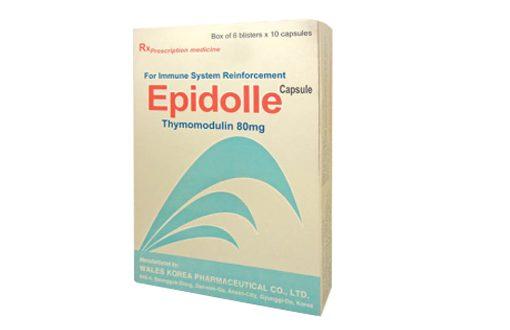 Thuốc epidolle 80 là thuốc gì? có tác dụng gì? giá bao nhiêu tiền?
