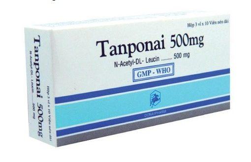 Thuốc tanponai 500 là thuốc gì? có tác dụng gì? giá bao nhiêu tiền?