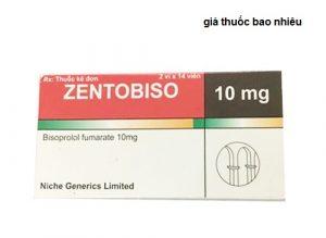 Thuốc zentobiso 10mg là thuốc gì? có tác dụng gì? giá bao nhiêu tiền?