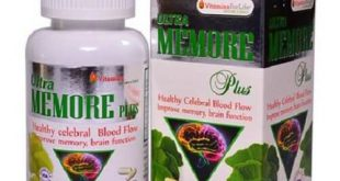 Thuốc ultra memore plus là thuốc gì? có tác dụng gì? giá bao nhiêu tiền?