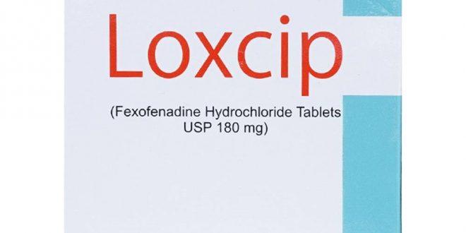 Thuốc loxcip 180 là thuốc gì? có tác dụng gì? giá bao nhiêu tiền?