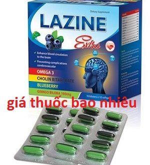 Thuốc lazine extra là thuốc gì? có tác dụng gì? giá bao nhiêu tiền?