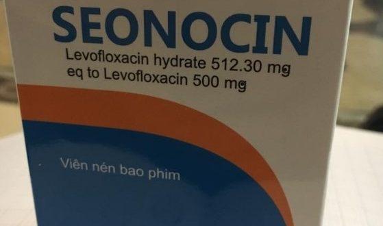 Thuốc seonocin 500 là thuốc gì? có tác dụng gì? giá bao nhiêu tiền?