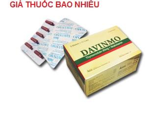 Thuốc davinmo 80 là thuốc gì? có tác dụng gì? giá bao nhiêu tiền?