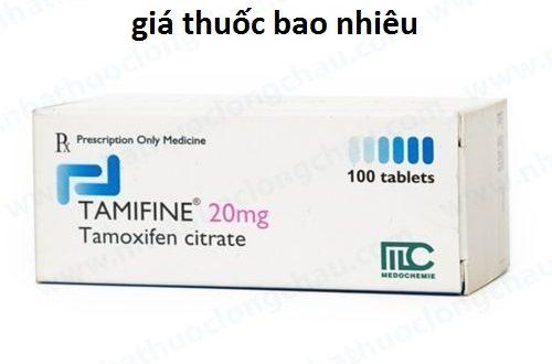Thuốc tamifine 10 là thuốc gì? có tác dụng gì? giá bao nhiêu tiền?
