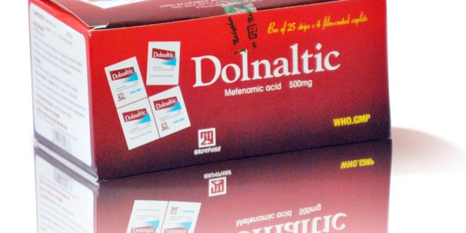 Thuốc dolnaltic 500 là thuốc gì? có tác dụng gì? giá bao nhiêu tiền?