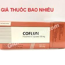 Thuốc coflun 150 là thuốc gì? có tác dụng gì? giá bao nhiêu tiền?