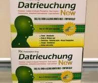 Thuốc datrieuchung new 325 là thuốc gì? có tác dụng gì? giá bao nhiêu tiền?