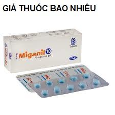 Thuốc miganil 10 là thuốc gì? có tác dụng gì? giá bao nhiêu tiền?