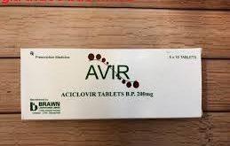 Thuốc avir 200 là thuốc gì? có tác dụng gì? giá bao nhiêu tiền?