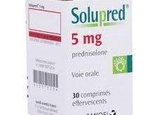 Thuốc solupred 5mg là thuốc gì? có tác dụng gì? giá bao nhiêu tiền?