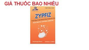 Thuốc zypfiz 60 là thuốc gì? có tác dụng gì? giá bao nhiêu tiền?