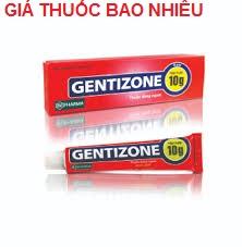 Thuốc gentizone 10g là thuốc gì? có tác dụng gì? giá bao nhiêu tiền?