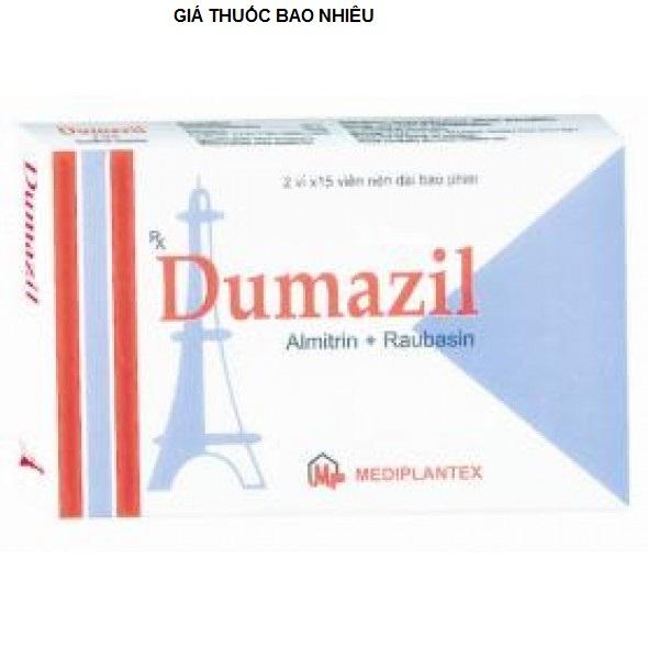 Thuốc dumazil là thuốc gì? có tác dụng gì? giá bao nhiêu tiền?