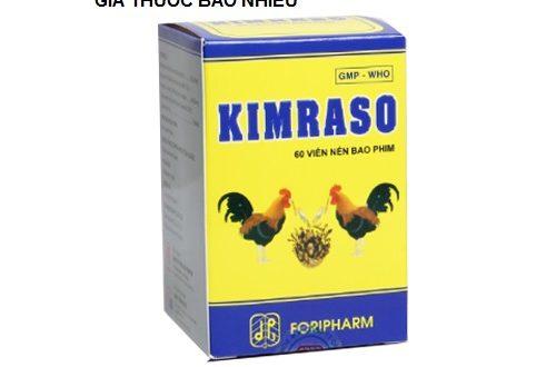 Thuốc kimraso tw3 là thuốc gì? có tác dụng gì? giá bao nhiêu tiền?