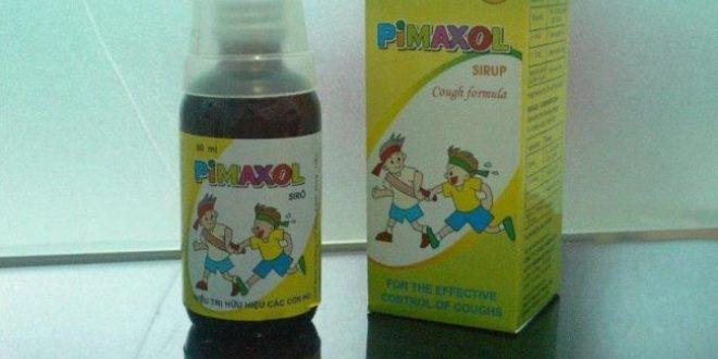 Thuốc pimaxol 60ml là thuốc gì? có tác dụng gì? giá bao nhiêu tiền?