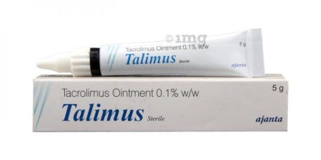 Thuốc talimus 0.1% là thuốc gì? có tác dụng gì? giá bao nhiêu tiền?