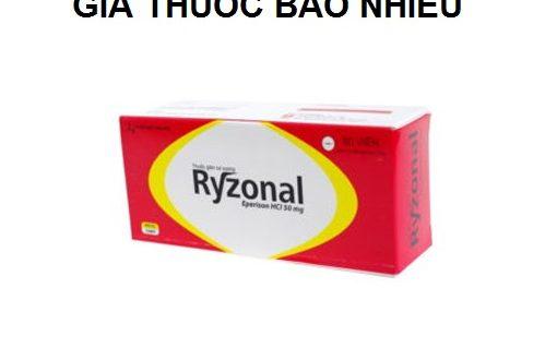 Thuốc ryzonal 50 là thuốc gì? có tác dụng gì? giá bao nhiêu tiền?
