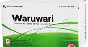 Thuốc waruwari 2 là thuốc gì? có tác dụng gì? giá bao nhiêu tiền?