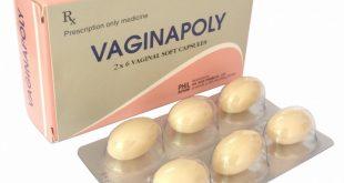 Thuốc vaginapoly là thuốc gì? có tác dụng gì? giá bao nhiêu tiền?