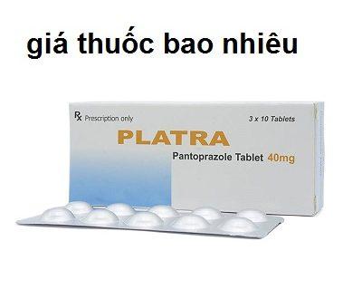 Thuốc platra 40 là thuốc gì? có tác dụng gì? giá bao nhiêu tiền?