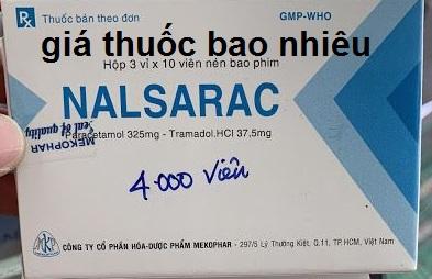Thuốc nalsarac 325 là thuốc gì? có tác dụng gì? giá bao nhiêu tiền?