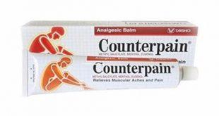 Thuốc counterpain 15g là thuốc gì? có tác dụng gì? giá bao nhiêu tiền?