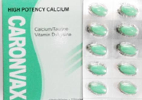 Thuốc caronvax là thuốc gì? có tác dụng gì? giá bao nhiêu tiền?