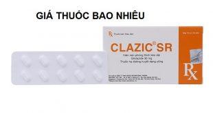Thuốc clazic sr 60 là thuốc gì? có tác dụng gì? giá bao nhiêu tiền?