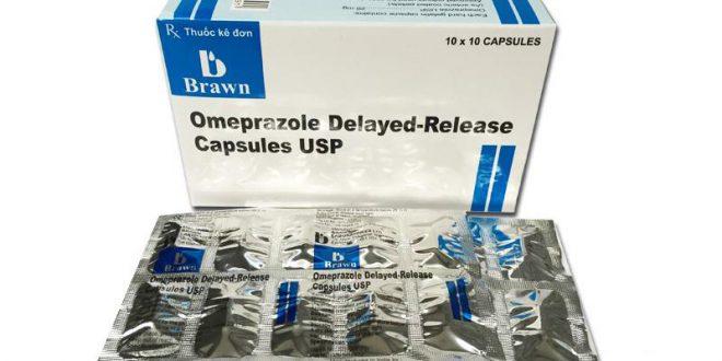 Thuốc Omeprazole Delayed Release 20 là thuốc gì? có tác dụng gì? giá bao nhiêu tiền?