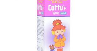 Thuốc cottu f syrup 100ml là thuốc gì? có tác dụng gì? giá bao nhiêu tiền?