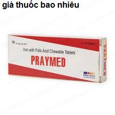 Thuốc Praymed Tablet là thuốc gì? có tác dụng gì? giá bao nhiêu tiền?